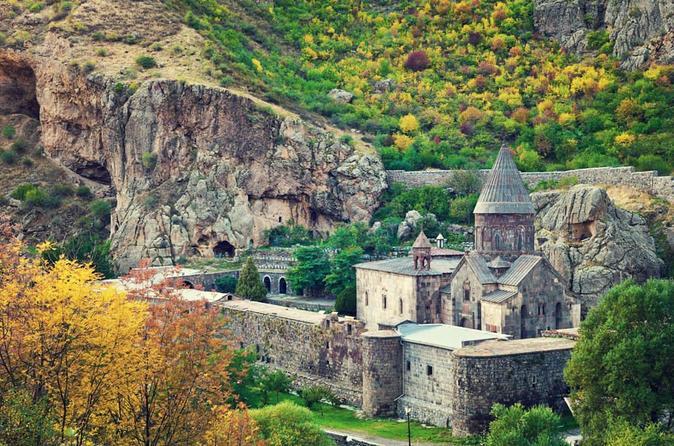 Garni and Geghard tour to Armenia