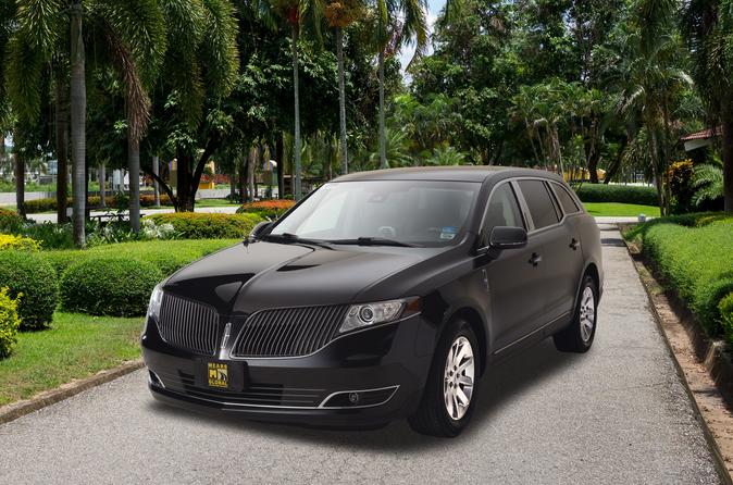 Private Departure Transfer: Hotel to Miami Airport