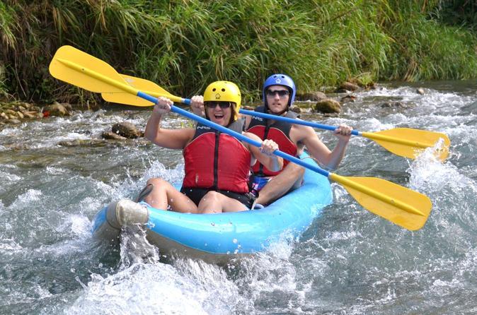 Falmouth Shore Excursion: Rio Bueno Kayaking Adventure in Jamaica