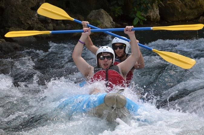 Ocho Rios Shore Excursion: Rio Bueno Kayaking Adventure in Jamaica