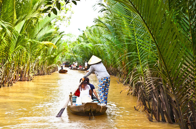 Mekong Excursion My Tho - Ben Tre Full Day""