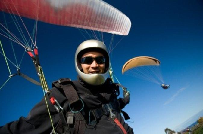 Bogot paragliding adventure in bogot 110884