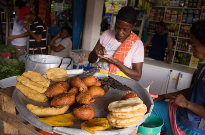 Cartagena Foodie Tour