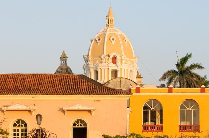 Cartagena Cartagena Shore Excursion: Guided City Sightseeing Tour Colombia, South America