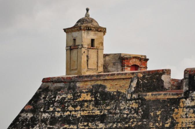 City Tour por Cartagena: História, cultura e locais do Patrimônio da Humanidade pela UNESCO
