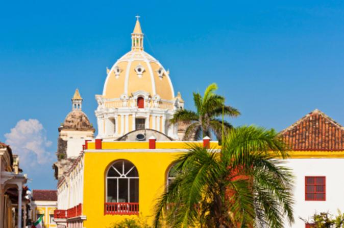City Tour por Cartagena