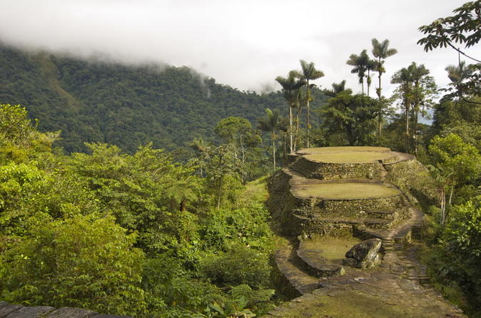 Ciudad perdida 4 5 or 6 day trek from santa marta in santa marta 151554