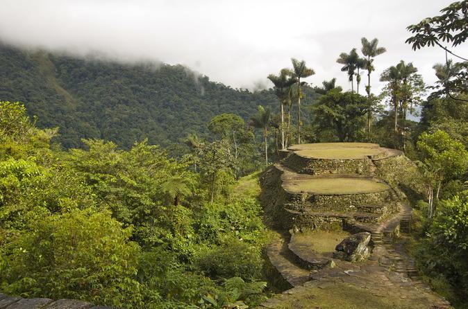 Ciudad Perdida: trilha de 4 ou 5 dias saindo de Santa Marta