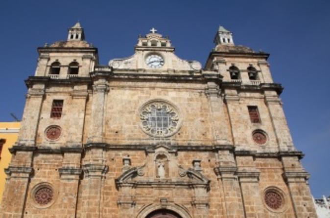 Excursão a pé pela arquitetura da Cidade Antiga de Cartagena