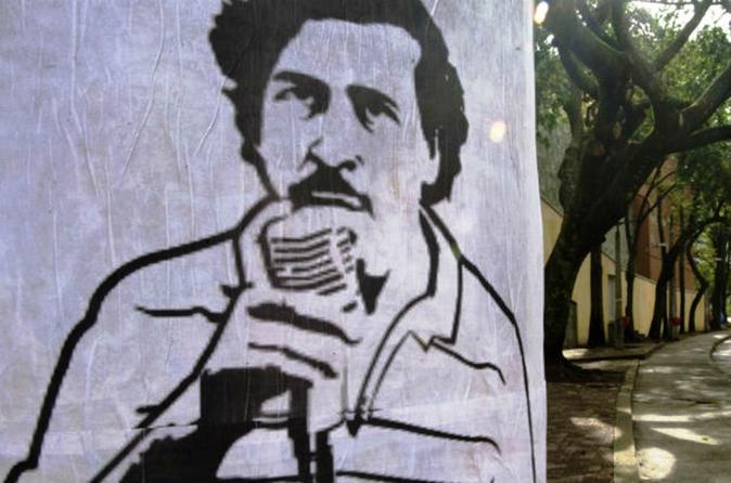 Excursão histórica de Pablo Escobar em Medellín