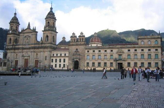 Excursão turística à cidade de Bogotá com almoço opcional e passeio de teleférico
