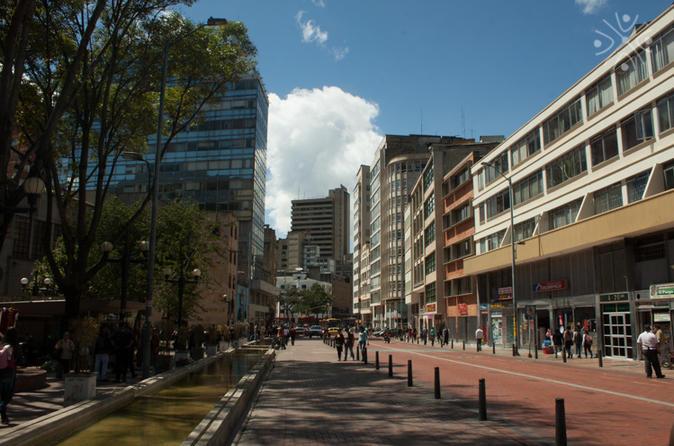 Grand City Tour - Bogota