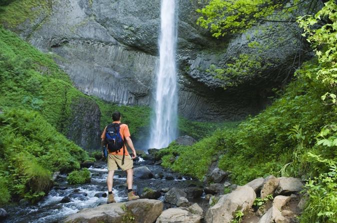 La Chorrera e El Chiflón - Aventura de caminhada na cachoeira saindo de Bogotá