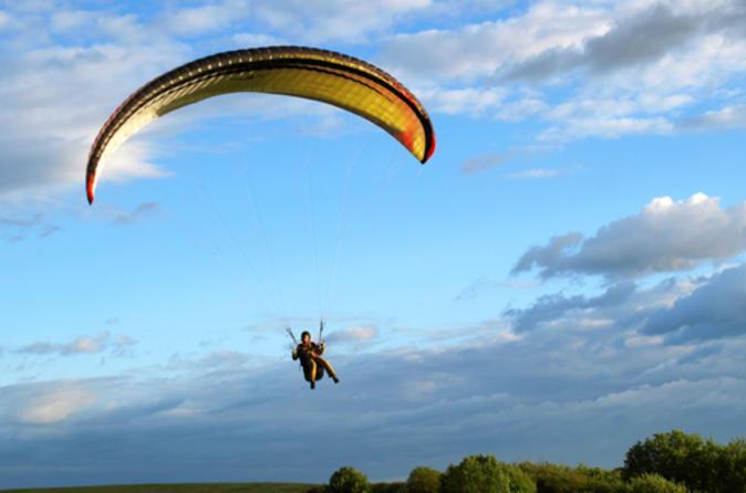 Medell n paragliding tour in medell n 110224