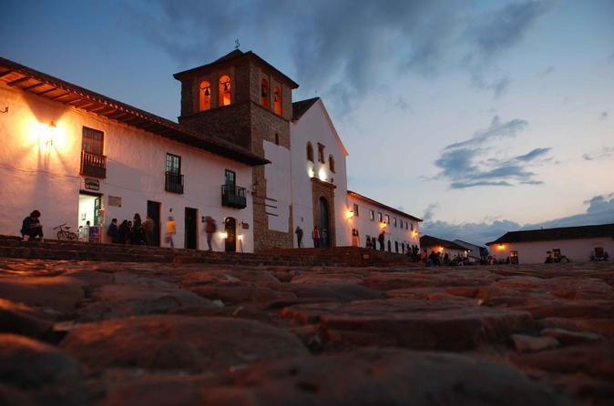 Overnight Trip to Villa de Leyva from Bogotá