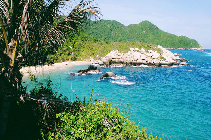 Private Speedboat to Tayrona