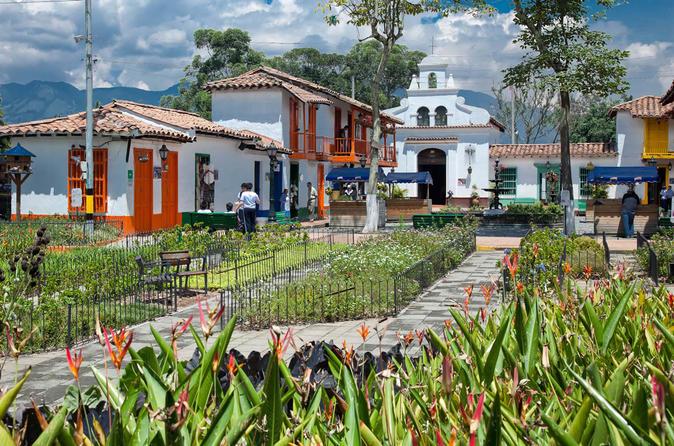 Transport Medellín toJericó