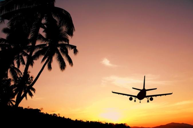 Traslado privado de partida: Hotel para o Aeroporto de Cartagena