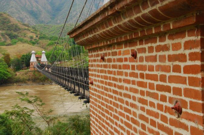 Viagem de um dia para Santa Fé de Antioquia saindo de Medellín