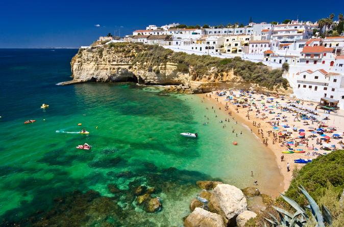 Excursão de 4 dias ao sul de Portugal saindo de Lisboa: Lagos, Costa do Algarve, Sagres, Évora, Beja e Setúbal