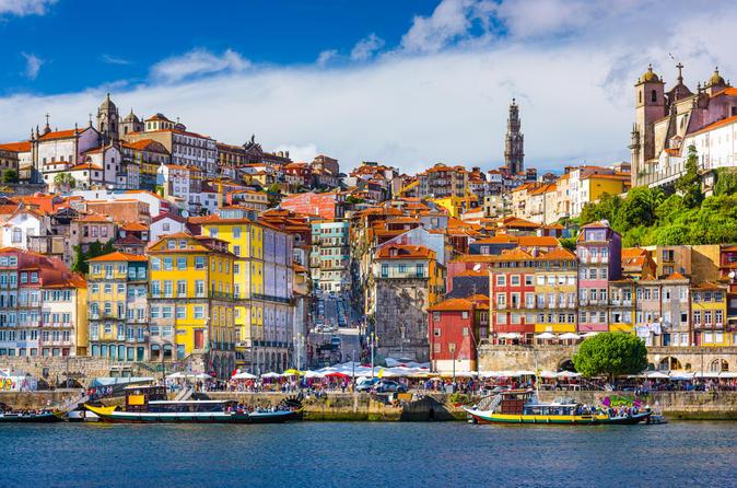 Excursão panorâmica pelo Porto