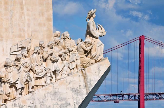 Excursão turística na cidade de Lisboa