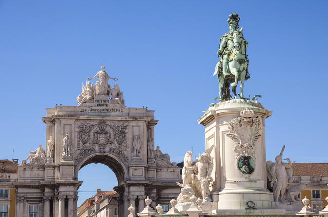 Lisboa supereconômica: Excursão turística em Lisboa e Sintra, viagem de um dia até Cascais e Estoril