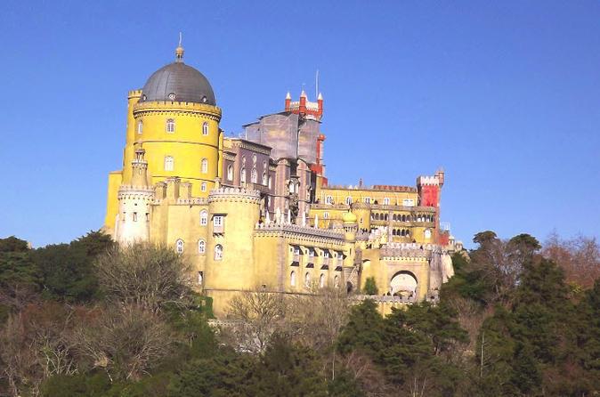 Tour di 3 giorni del Portogallo da Lisbona: Fatima, Sintra, Évora, Cascais e la costa di Estoril