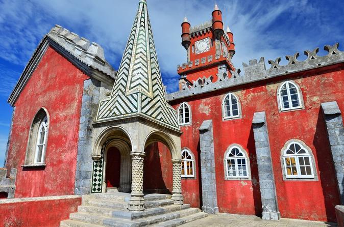 Viagem de meio dia para Sintra, Cascais e Estoril Coast saindo de Lisboa