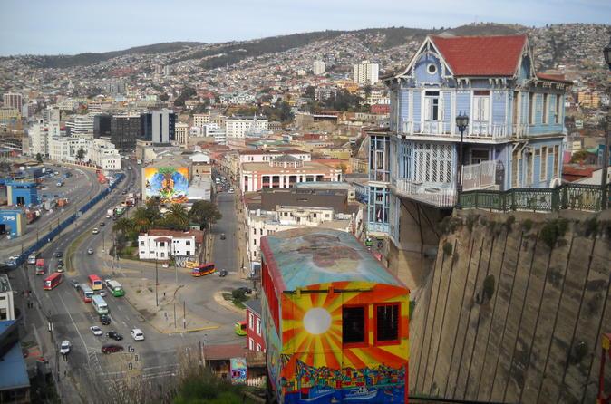 Valparaiso & Viña Del Mar - Valparaíso