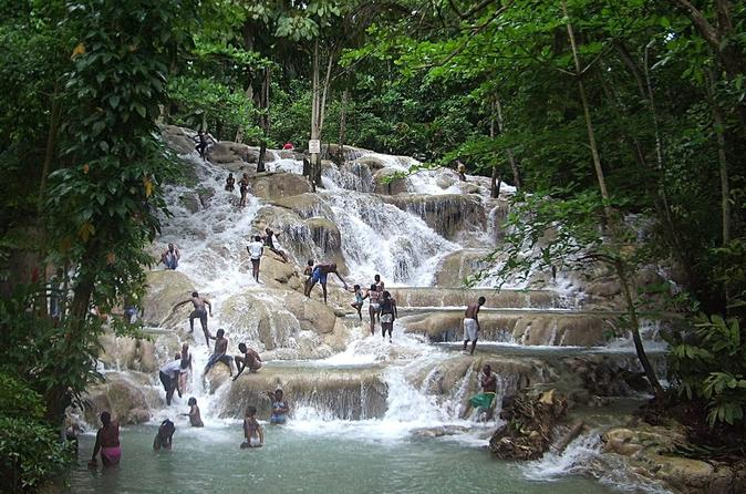 Private Tour From Ocho Rios To Dunn's River Falls
