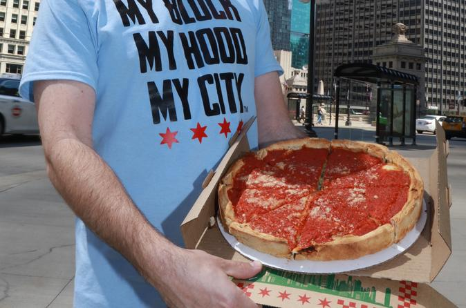 Chicago Walking Pizza Tour