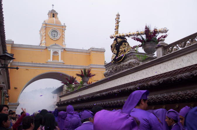 6-Day Holy Week in Guatemala: Antigua, Guatemala City, Lake Atitlán and Tikal