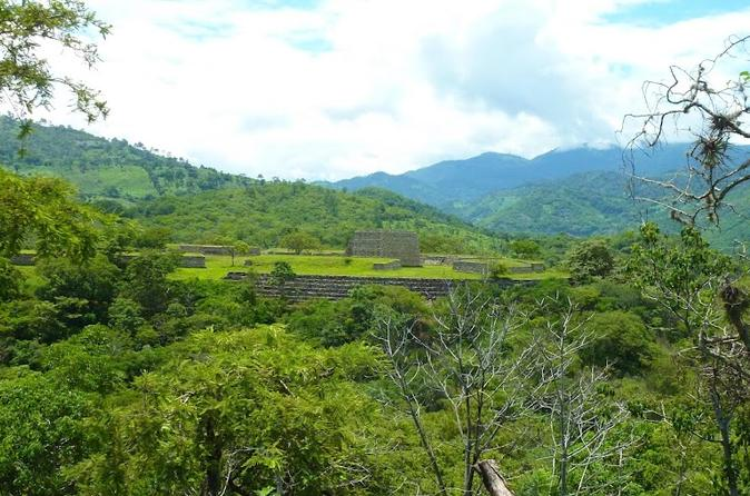 Mixco Viejo Day Trip from Antigua