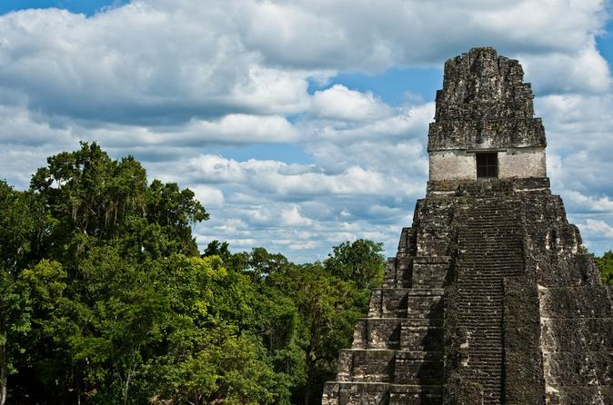 Tikal day trip by air from antigua with lunch in antigua 111458