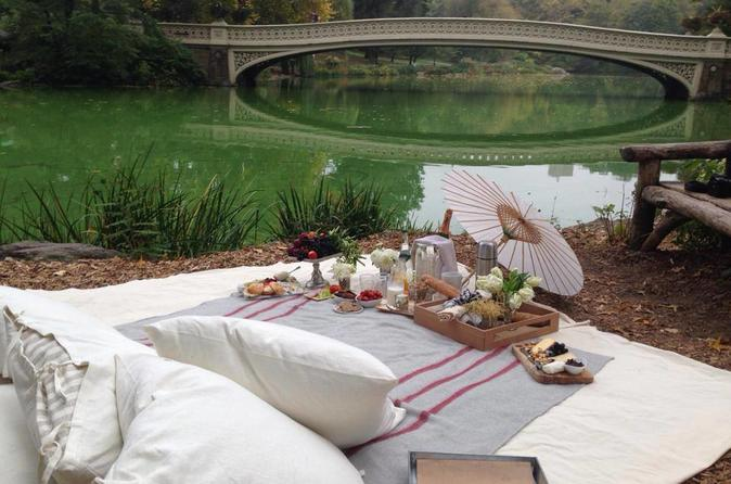 Ultimate Central Park Picnic Experience - New York City
