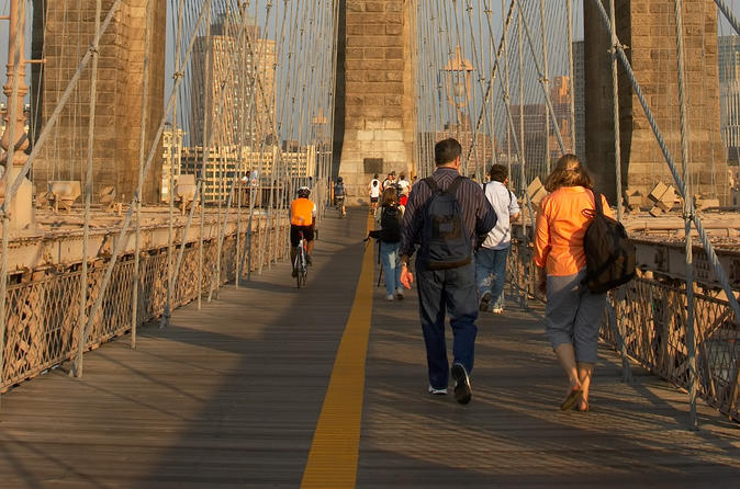 Private Brooklyn Bridge Guided Walking Tour