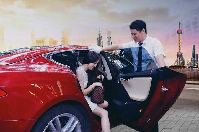 Beijing Airport Transfer by 5 seat standard car