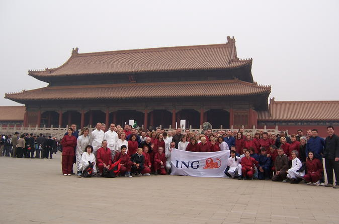 Beijing Highlights Day Tour: the Forbidden City and Mutianyu Great Wall