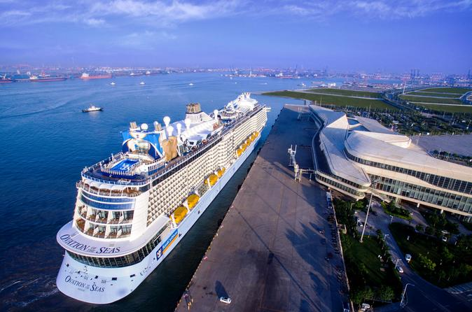 Tianjin Cruise Port Shared Transfer to Hotel in Beijing Downtown