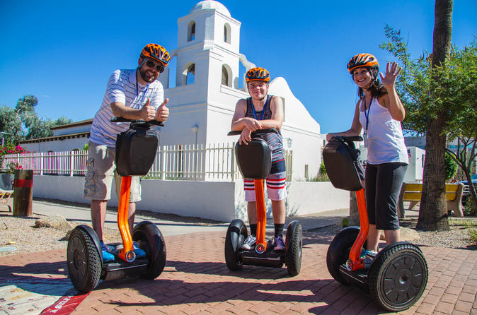 Segway tour of old town scottsdale in scottsdale 248879