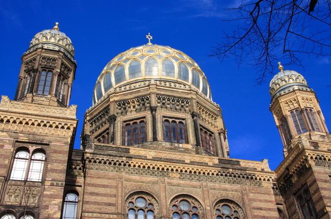 Private Tour: Jewish Heritage Walking Tour of Berlin