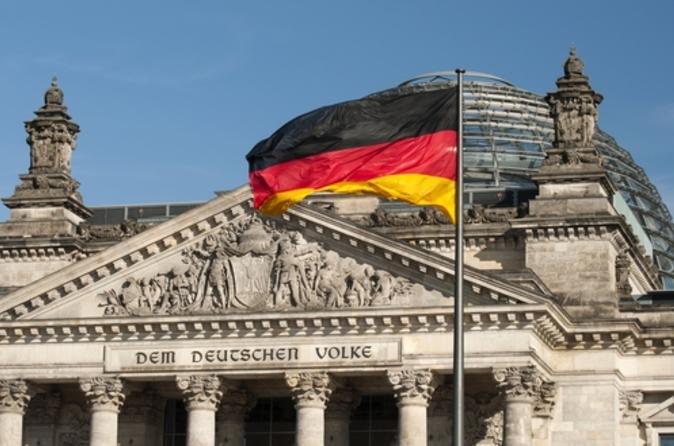 Tour storico a piedi nei luoghi turistici e nei siti nascosti di Berlino
