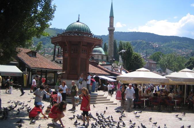 2-Day Mostar, Pocitelj and Sarajevo Tour from Dubrovnik