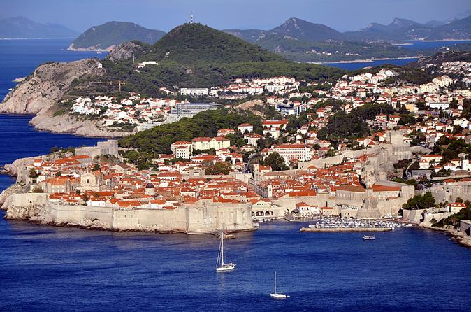 Dalmatian Coast in One Day: Dubrovnik, Konavle Valley and Cavtat Private Tour