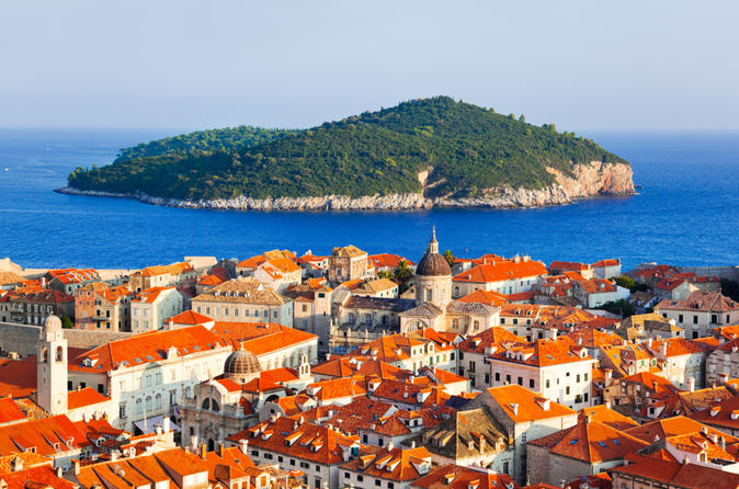 Dubrovnik Island-Hopping Cruise in the Elaphites Including Lunch