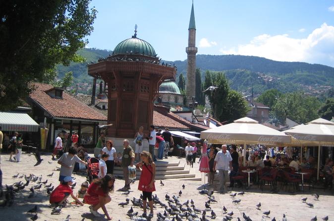Excursão de 2 dias em Mostar, Pocitelj e Sarajevo partindo de Dubrovnik