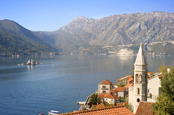 Excursão privada: Viagem de um dia para Montenegro saindo de Dubrovnik