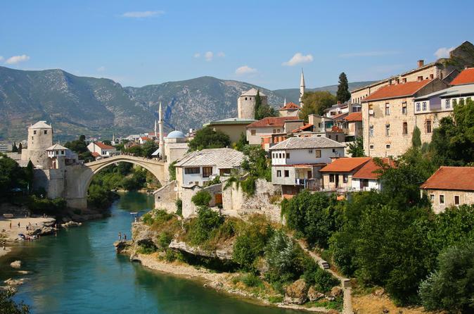 Excursão privada: Viagem de um dia para Sarajevo, saindo de Dubrovnik
