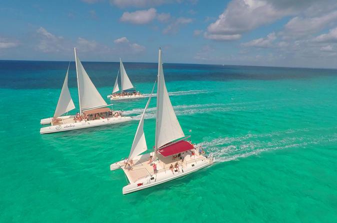 Full-Day Saona Island Catamaran Tour